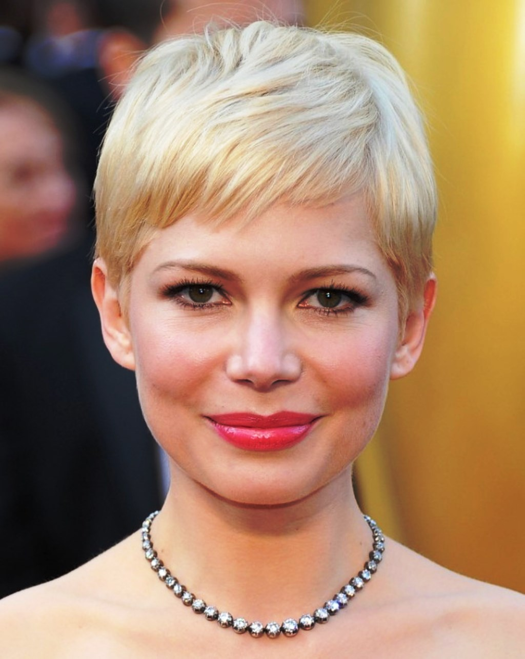 Pictures of a pixie haircut